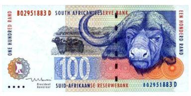 南アフリカランド円 積立