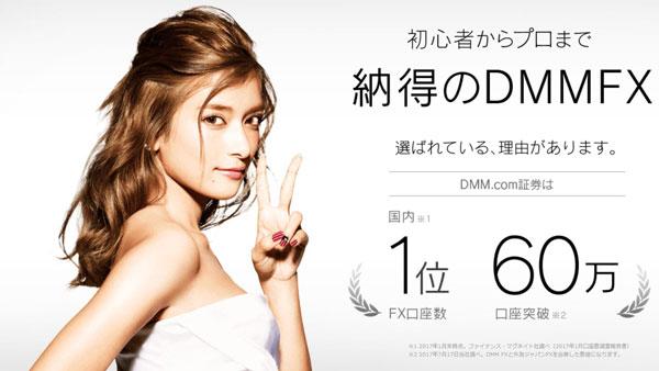 DMMFX ランド円 スワップ