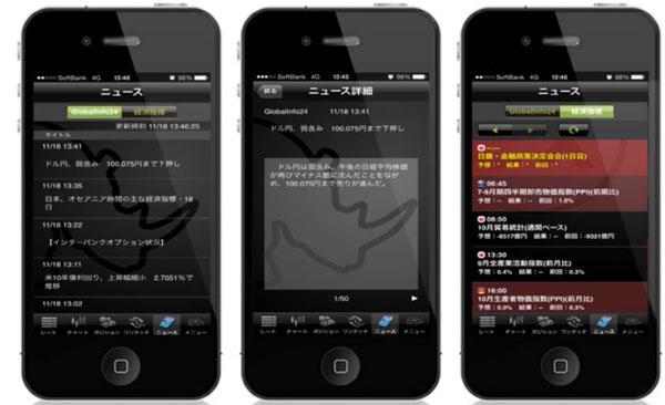 yjfx アプリ