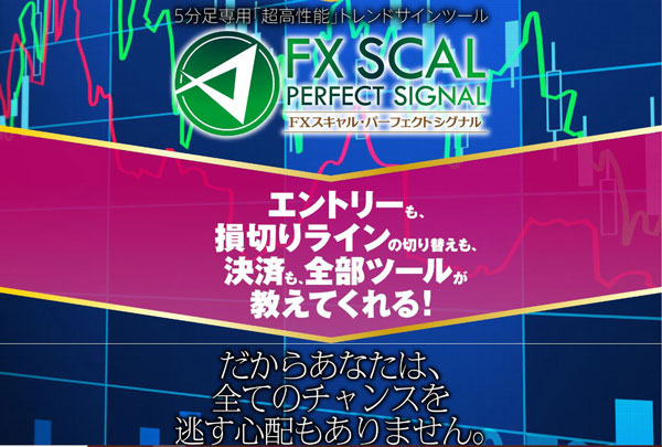 FXスキャル パーフェクトシグナル 検証